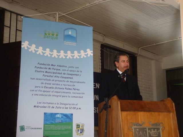 Juan Carlos Leppe (Fundación Mar Adentro)