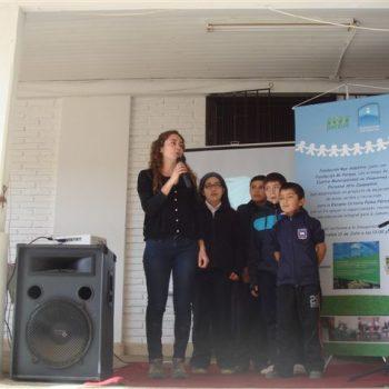Josefa Morales, de Fundación Mi Parque