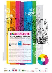 Afiche Colorearte 2011
