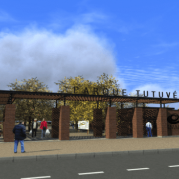 Proyecto Parque Tutuvén en 3D