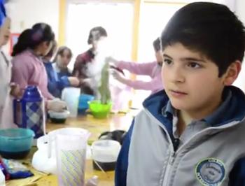 El Concurso invita a estudiantes de todo el país a crear una escultura textil
