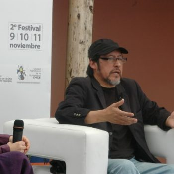El poeta chileno Elicura Chihuailaf