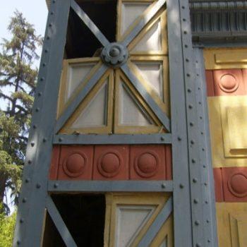 Diversas ventanas fueron afectadas por el terremoto