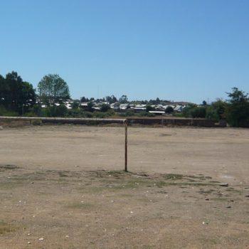 Sector donde se ubicará el futuro parque