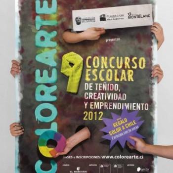 Concurso escolar Colorearte 2012