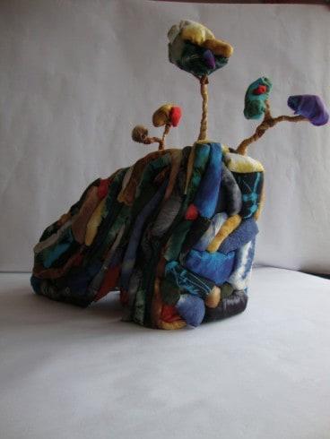 Florecen los espacios subterráneos - Ganador Categoría A, Escuela Artística Isaías Guevara Soto