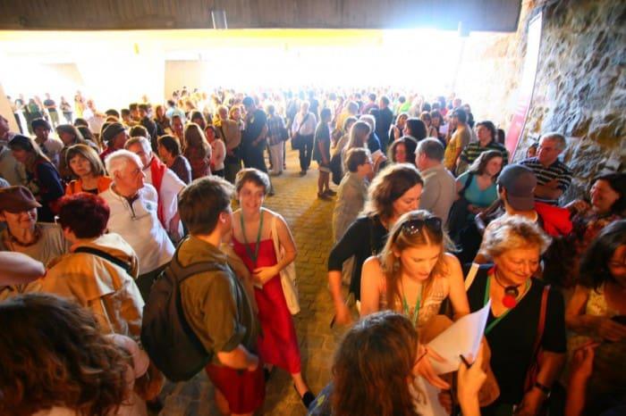 Público asistente al Festival