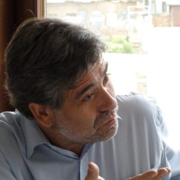 Eduardo Silva S.J., Decano de la Facultad de Filosofía y Humanidades de la Universidad Alberto Hurtado