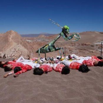Ganador Categoría A: Hipnotizados en el Desierto - Colegio San Ignacio de Calama