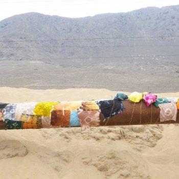 Ganador Categoría B: Mis arenas se pintan de color, Escuela Juan Pablo II D-129, Antofagasta