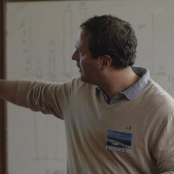Diego Urrejola, Director Ejecutivo de Fundación Mar Adentro