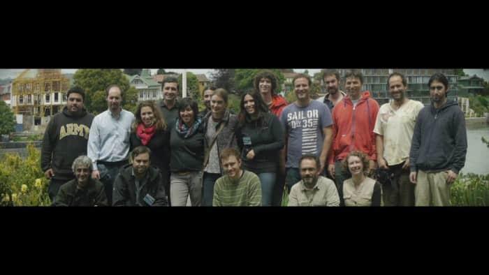 El grupo de trabajo del encuentro