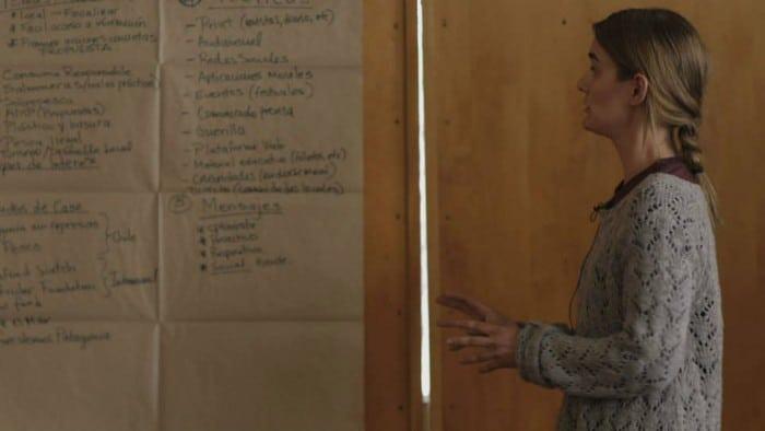 Nicole Ellena, Subdirectora de Fundación Mar Adentro