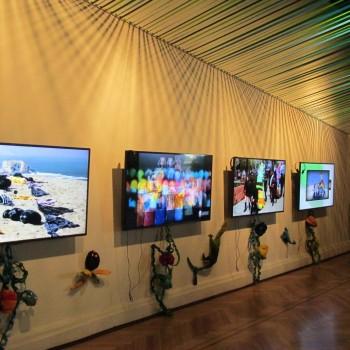 Exposición Momentos Creativos, 10 años de Colorearte