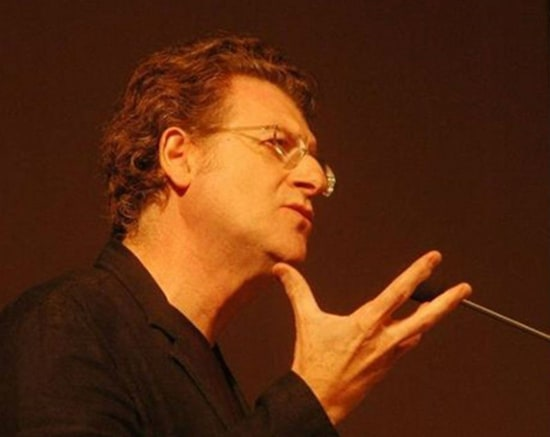 Alfredo Jaar, chilean visual artist, architect and filmmaker