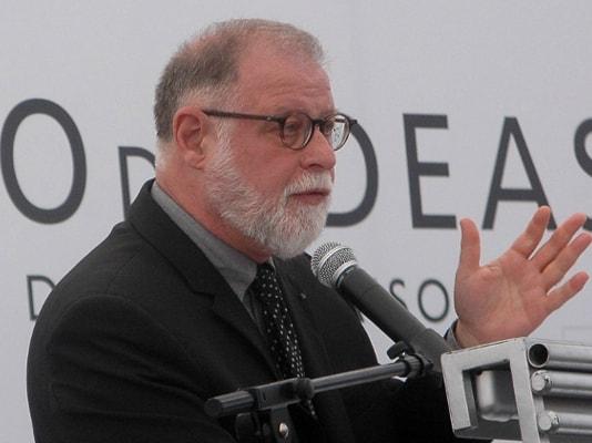 El escritor argentino, Alberto Manguel
