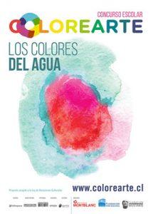 Afiche Colorearte 2014