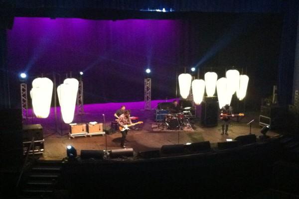 Angel Parra Trío Concert