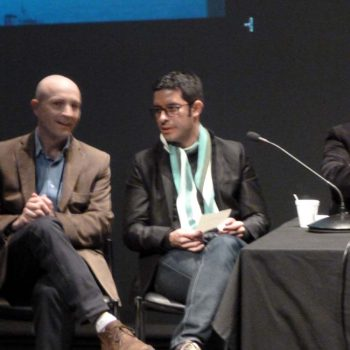 Rodrigo Rodríguez-Tornquist and Oscar Santana