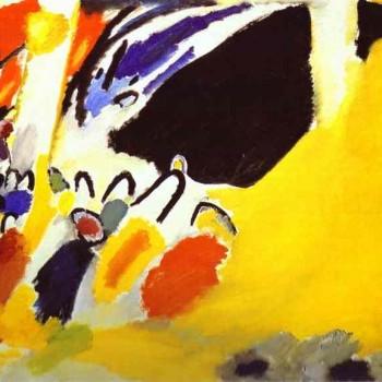 Imágenes de referencia utilizadas en el taller (Kandinsky)