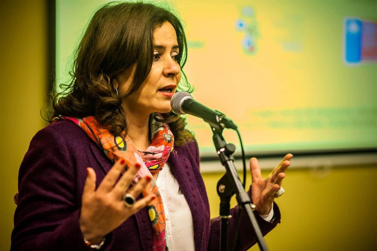 Nélida Pozo, Directora Regional de Cultura y las Artes de Valparaíso