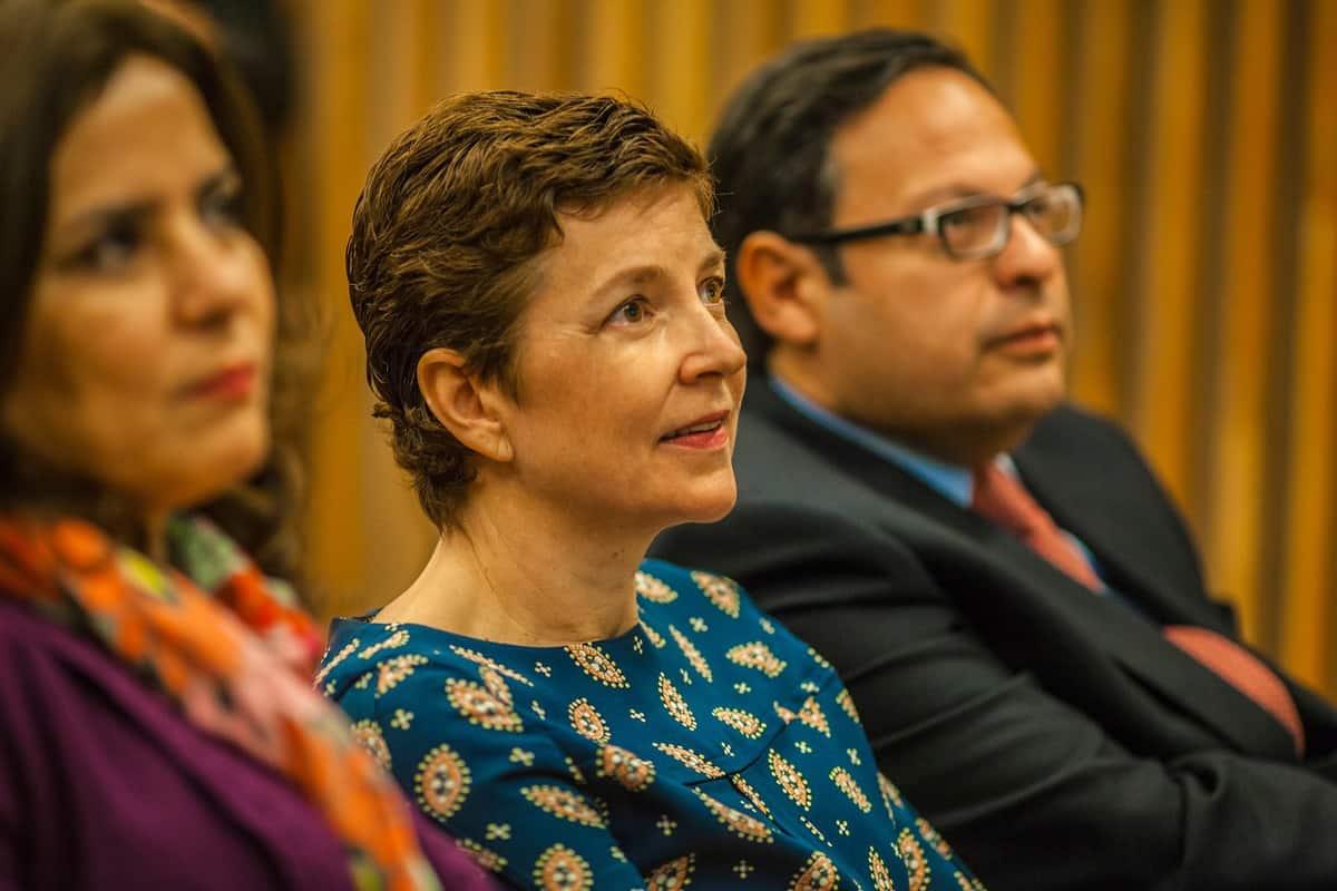 Chantal Signorio, directora Fundación Puerto de Ideas