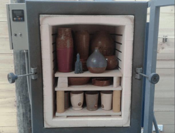 Stoneware Oven