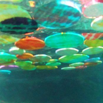 2º lugar categoría C - Título: Burbujas de agua dulce - Colegio Sagrada Familia, Hualaihué