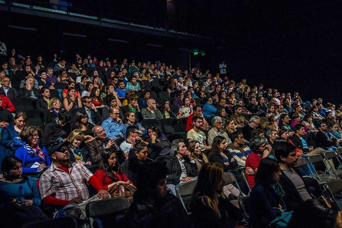 Gran audiencia tuvo esta 4ta versión del Festival  Puerto de ideas