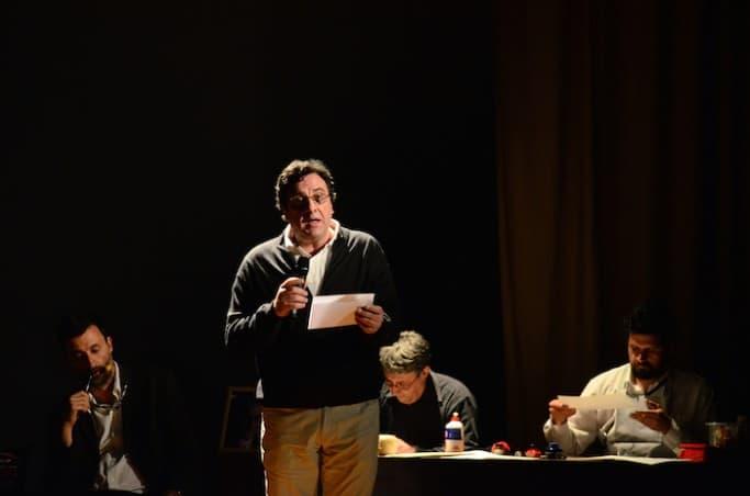 Vicente Serrano en: La magia de hacer libros