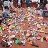 ¡Crea tu juguete loco! Actividad para niños