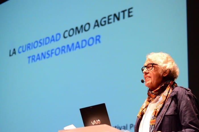 Pablo Valenzuela, bioquímico chileno, en: La curiosidad como agente transformador