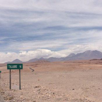 Camino a Talabre