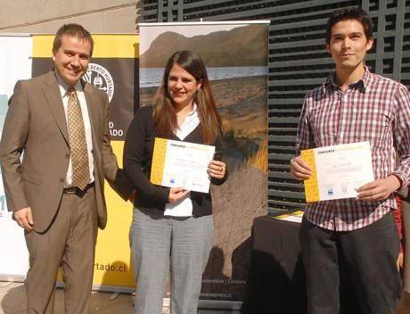 Premiación Concurso patrimonio UAH