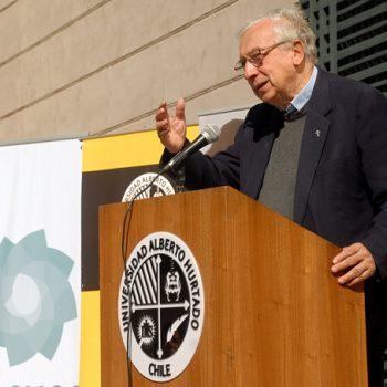 Fernando Montes SJ, Rector UAH
