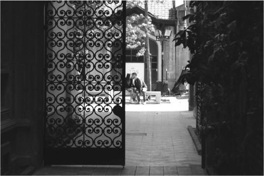 2do Lugar Concurso Fotografía Patrimonio UAH - Amor & Patrimonio