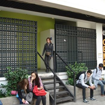 Remodelaciones fachadas y patios interiores UAH