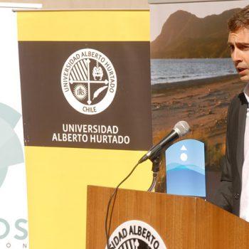 Felipe Correa, Arquitecto de Fundación Cosmos, a cargo del proyecto de remodelación de fachadas