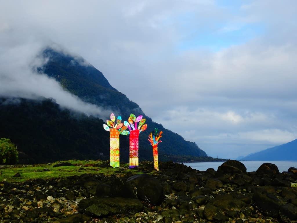 Ganador Categoría C: Los Colores de Nuestras Raíces - Colegio Sagrada Familia, Huailahué