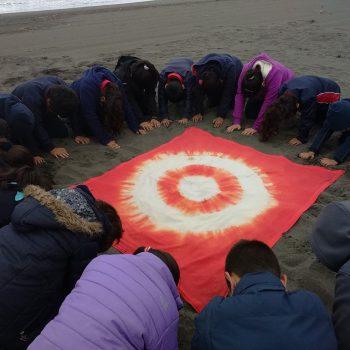Ganador Categoría A: Pescadores del Sol - Escuela Playa Linda de Lipimávida, Vichuquén