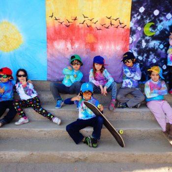 Ganador Categoría A: Mural Callejero, Colegio Altamira, Peñalolén