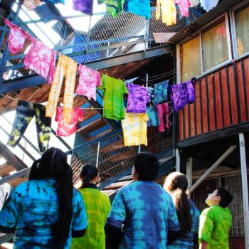 Ganador Categoría B: Un Habitar de Infancia - Colegio San Lucas, Lo Espejo