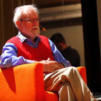 David Harvey at Puerto de Ideas 2014