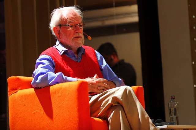 David Harvey en Puerto de Ideas 2014