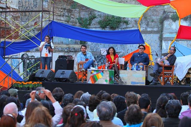 Pebre en Puerto de Ideas 2014