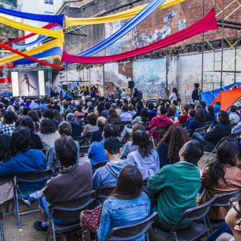 Espectadores de Puerto de Ideas 2014