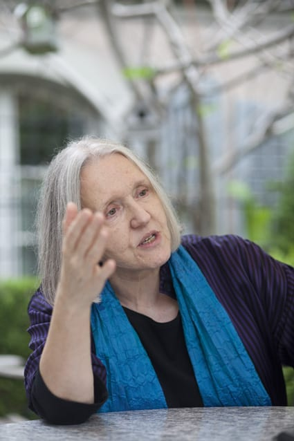 Saskia Sassen, Dutch-American sociologist