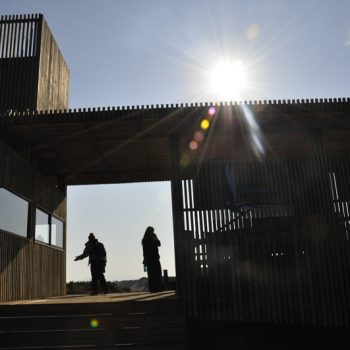 The New Río Maipo Wetland Visitor's Center