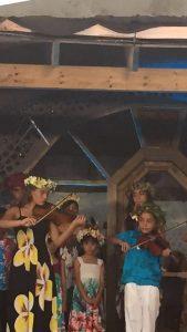 Ceremonia inauguración Escuela de Música