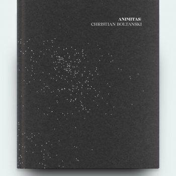Portada de libro Animitas: Christian Boltanski